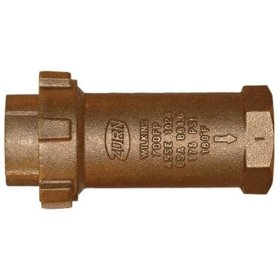 1-1/2 in. x 1-1/2 in. High Capacity Dual Check Valve