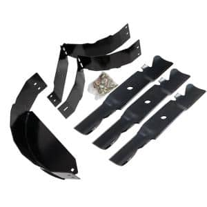 Original Equipment 48 in. Mulching Kit with Blades for Commercial Lawn Mowers (2021 and After)