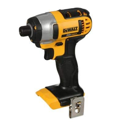 20-Volt MAX Cordless 1/4 in. Impact Driver (Tool-Only)