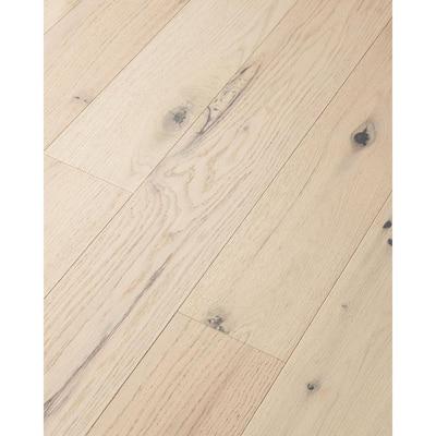Take Home Sample - Serenity Oak Urban Engineered Hardwood Flooring - 6-3/8 in. x 8 in.