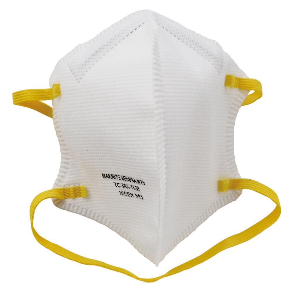 N95 Sekura Flat fold respirator 8 Pack