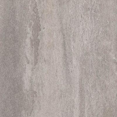 24 in. x 24 in. x 0.75 in. Bluestone Natural Cleft Porcelain Paver