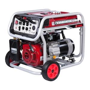 3500-Watt Gasoline Powered Portable Generator
