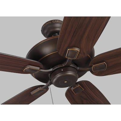 Colony Super Max 60 in. Indoor/Outdoor Roman Bronze Ceiling Fan