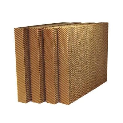 MAX COOL 31-1/2 in. W x 17-1/2 in. H x 3-1/2 in. D Replacement Evaporative Cooler Rigid Media