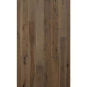 Hickory Cannon 1/2 in. thick x 7.5 in. Wide x Varying Length Engineered Hardwood Flooring (31.09 sq. ft./case)