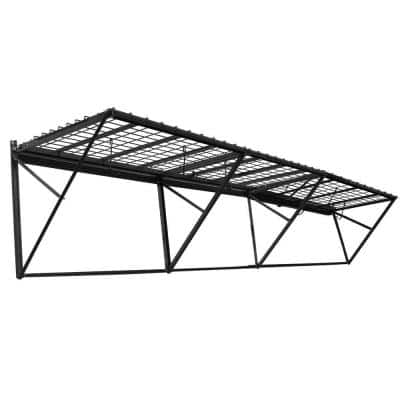 ProRack Black Metal 12 ft. Storage Rack