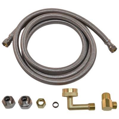 Stainless Steel Dishwasher Installation Kit