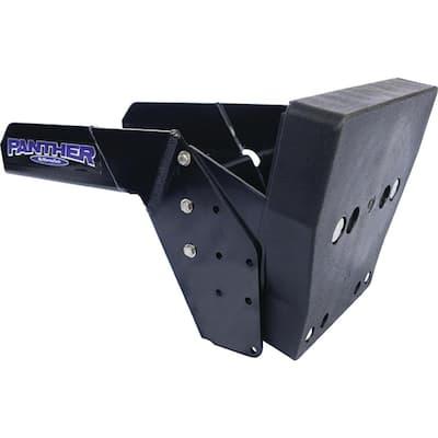 Swim Platform Outboard Motor Bracket For 2 and 4 Stroke Motors Up To 15 HP