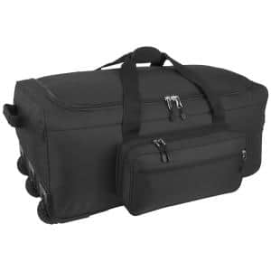 Mini Monster Bag in Black