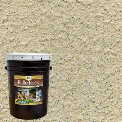 5 Gal. Self-Priming Pebblestone Exterior Concrete Coating