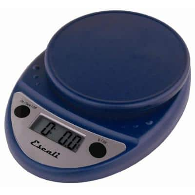 Primo Blue Digital Food Scale