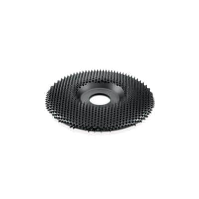 4-1/2 in. 7/8 in. Bore, Extreme Shaping Disc - Tungsten Carbide Teeth, Very Coarse