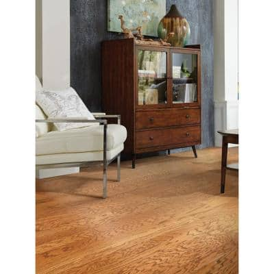 Bradford Oak 3-1/4 in. W Sunset Engineered Hardwood Flooring (23.76 sq. ft./case)