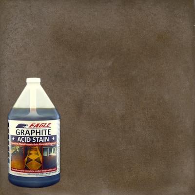 1 Gal. Graphite Interior/Exterior Acid Stain