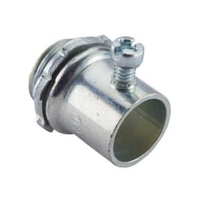 1/2 in. Electrical Metallic Tube (EMT) Set-Screw Connectors (5-Pack)