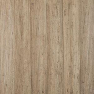 Stargazer 7 mm T x 5.12 in. W x 36.22 in. L Waterproof Engineered Click Bamboo Flooring (15.45 sq. ft./case)