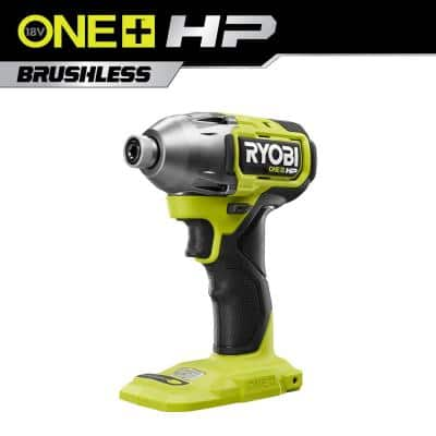 ONE+ HP 18-Volt Brushless Cordless 1/4 in. 4-Mode Impact Driver (Tool Only)
