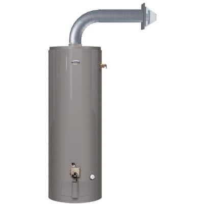 40 gal. Tall 6 Year 36,000 BTU Natural Gas Direct Vent Water Heater