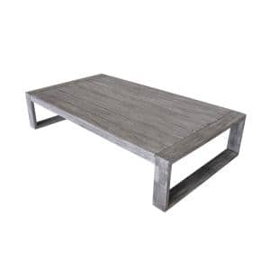 North Shore Collection Teak Outdoor Coffee Table