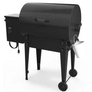 Tailgater 20 Pellet Grill in Black
