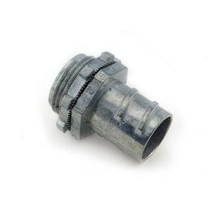 3/4 in. Flexible Metal Conduit (FMC) Screw-In Connectors (50-Pack)