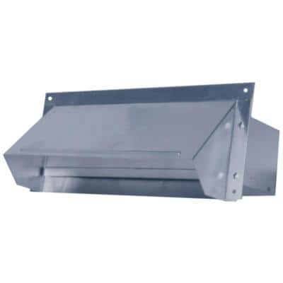 3.25 in. x 10 in. Rectangular Wall Vent
