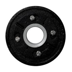 6.62 in. Shower Drain Base in Cast Iron