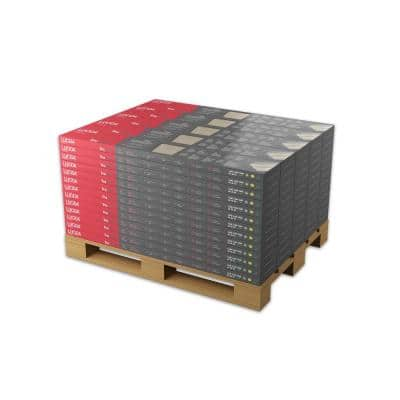 Trucore Sandstorm 7.31 in. W x 48 in. L Click-Lock Luxury Vinyl Plank Flooring (50 cases/1225 sq. ft./Pallet)