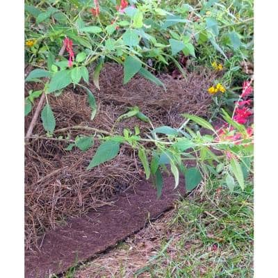 9 in. x 10 ft. Border Protection Edging Weed Mat