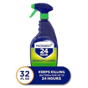 24-Hour 32 oz. Fresh Scent Bathroom Cleaner Spray
