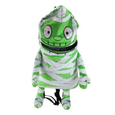20 in. Musical Animated Mummy Children's Halloween Trick or Treat Bag