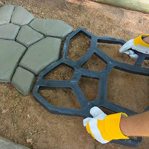 SHAPE 6-2 PAVING MOULDS concrete concrete slabs maker