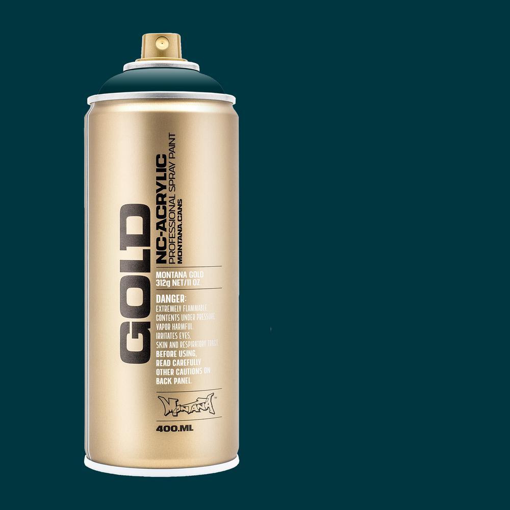 11 oz. GOLD Spray Paint, Petrol