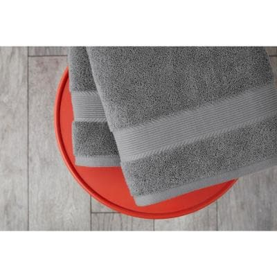 6-Piece Hygrocotton Towel Set in Aged Clay