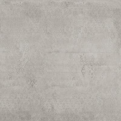 Stone Collection 24 in x 12 in. Vintage Concrete PVC Fiber Board Self-Adhesive Wall, Covering 18.1 sq. ft. (10-Pack)