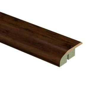 Hayes River Oak 1/2 in. T x 1-3/4 in. Wide x 72 in. Length Laminate Multi-Purpose Reducer Molding