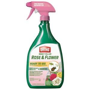 Insect Killer 24 oz. Rose and Flower Ready-to-Use