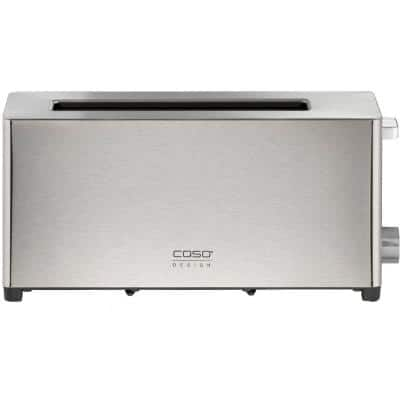 2-Slice Stainless Steel Wide Slot Toaster