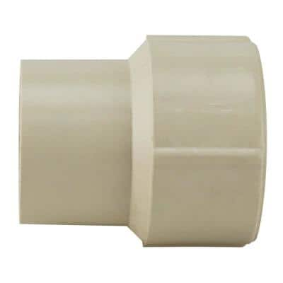 3/4 in. x 3/4 in. CPVC CTS x FNPT Solvent Weld Adapter (10-Pack)