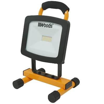 1500-Lumen Portable LED Work Light