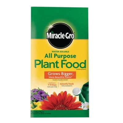 6.25 lbs. Water Soluble All Purpose Plant Food