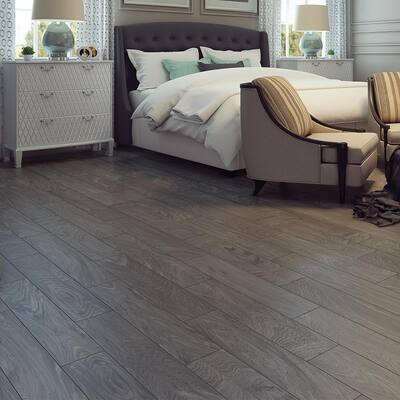 Buffalo Creek Gris 7 in. x 36 in. Matte Ceramic Floor Tile (15.43 sq. ft. / carton)