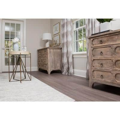 7.25 in. W x 48 in. L Cashmere Loose Lay Luxury Vinyl Plank Flooring (36 sq. ft./case)