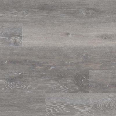 Take Home Sample - Woodland Dove Oak Rigid Core Luxury Vinyl Plank Flooring 7 in. x 12 in.