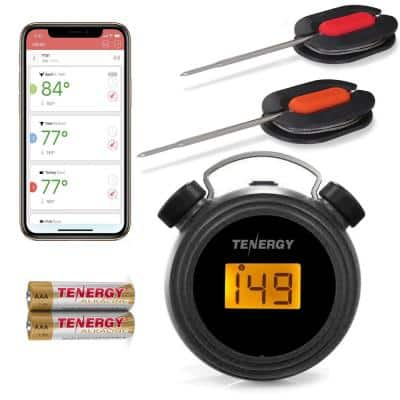 MeatSmart App Controlled Wireless Food Thermometer