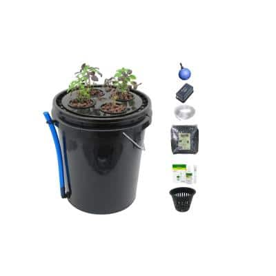 Hydroponic Deep Water Culture Vegetative System (4-Site)