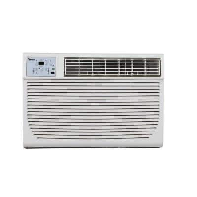 10,000 BTU 230/208-Volt Through-The-Wall Air Conditioner with Remote