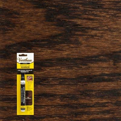 .33 oz. Red Mahogany Wood Stain Furniture & Floor Touch Up Marker (8-Pack)