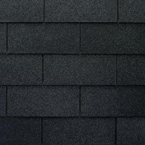 Marquis WeatherMax Charcoal 3-Tab Roofing Shingles (33.3 sq. ft. per Bundle) (26-pieces)